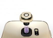 سامسونگ از سنسوری 12 مگاپیکسلی اما بزرگ برای دوربین گلکسی اس 7 استفاده خواهد کرد