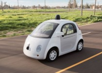 'I'M DRIVING HERE!' HERE'S HOW GOOGLE'S SELF-DRIVING CAR COULD TALK TO PEDESTRIANS