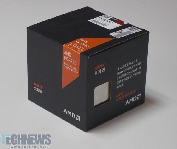 AMD FX-6330 Black Edition Six-core Processor