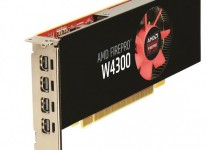 AMD Unveils FirePro W4300 Low-Profile Graphics Card
