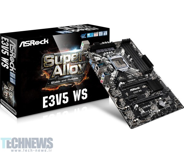 ASRock Announces its Intel C232 Chipset Motherboards 2