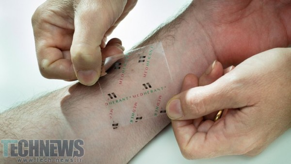 First-ever ibuprofen patch delivers pain relief right where it's needed
