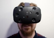 HTC will launch its Vive VR headsets in April 2016
