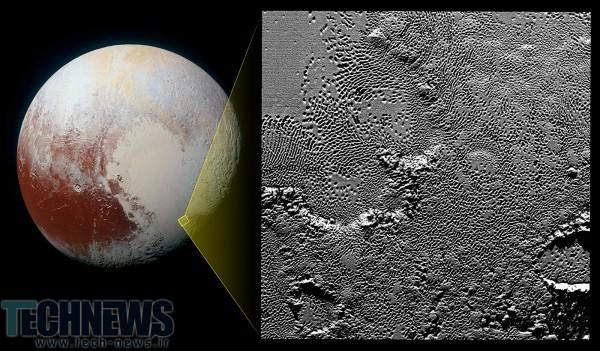 Photo of ناسا تصاویر نزدیکتری را از قلب سیاره پلوتو منتشر کرده است