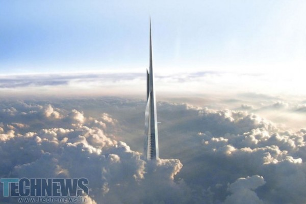New Tallest Building In The World Will Be One Kilometer High