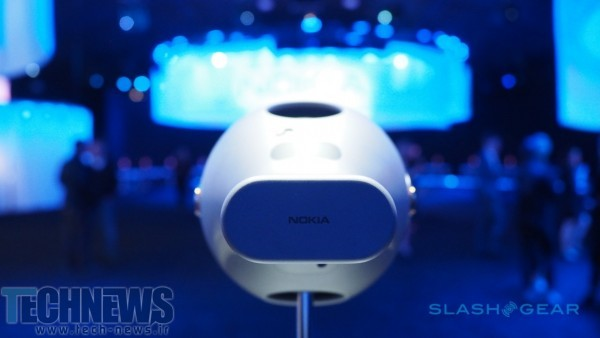 Nokia OZO is a $60,000 360-degree camera for VR pros 4