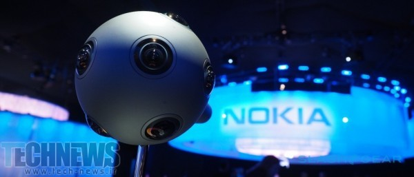 Nokia OZO is a $60,000 360-degree camera for VR pros