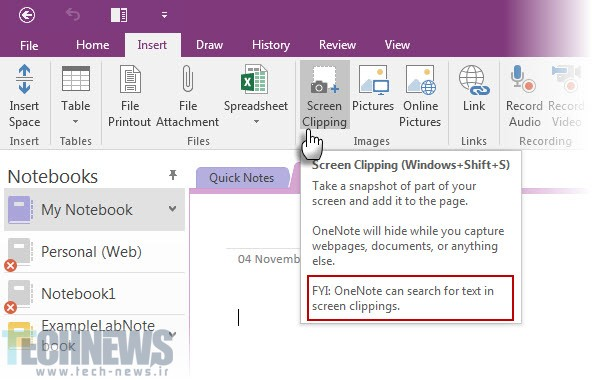 OneNote-ScreenClipping