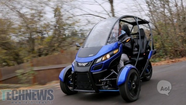 This electric car took almost a decade to build
