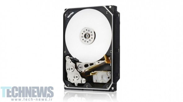 Western Digital unleashes a 10TB Helium-filled hard drive