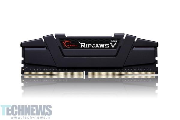 Photo of رونمایی جی.اسکیل از حافظههای رم 128 گیگابایتی RipJaws V
