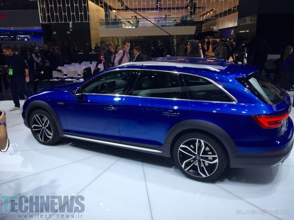 2017 Audi A4 Allroad Quattro first look 2