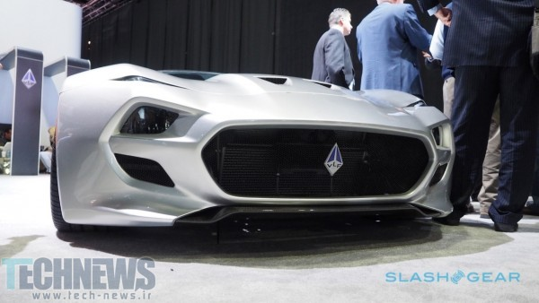 745HP VLF Force 1 V10 shows American super-muscle isn't dead 2