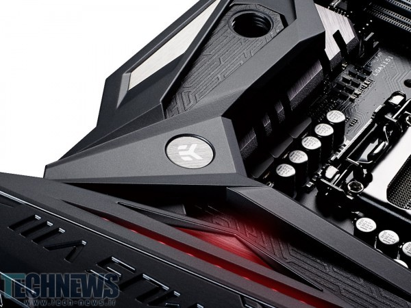 ASUS Republic of Gamers Announces the Maximus VIII Formula Motherboard 2