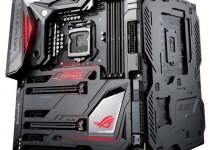 ASUS Republic of Gamers Announces the Maximus VIII Formula Motherboard