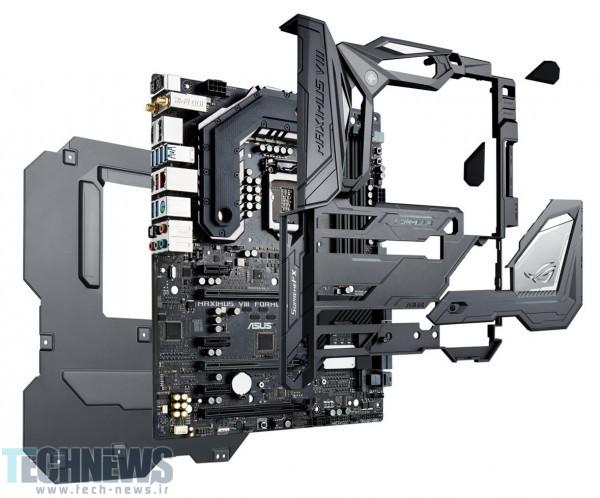ASUS Republic of Gamers Announces the Maximus VIII Formula Motherboard 3