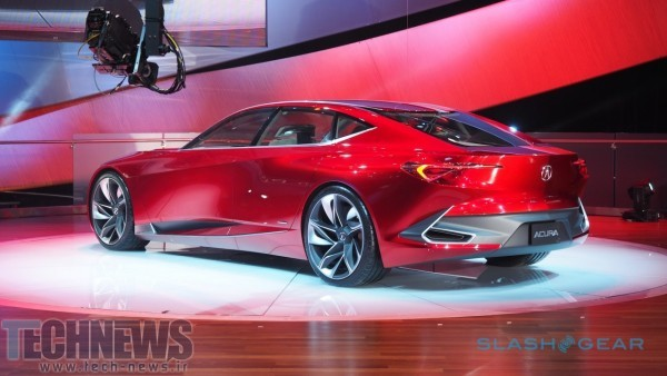 Acura Precision Concept revealed to give luxe rebirth 2