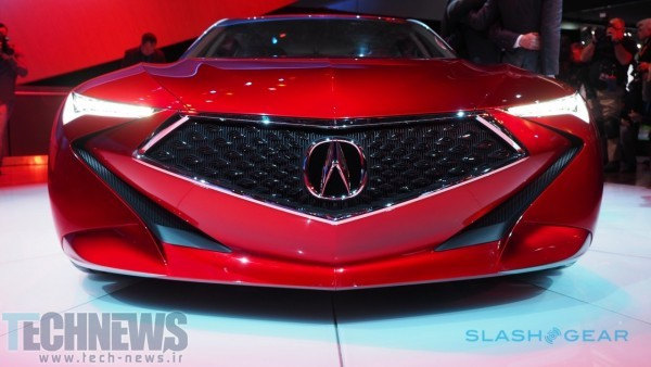 Acura Precision Concept revealed to give luxe rebirth 3