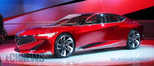 Acura Precision Concept revealed to give luxe rebirth