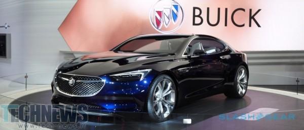 Photo of [نمایشگاه خودرو دیترویت 2016] رونمایی Buick از خودروی فوقالعاده Avista Detroit