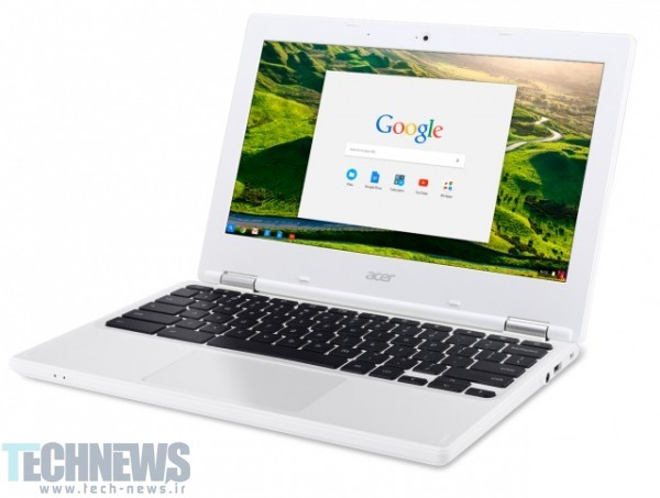 GOOGLE IS DONATING 25,000 CHROMEBOOKS TO HELP REFUGEES IN GERMANY