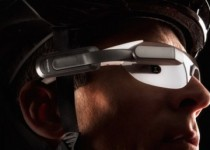 Garmin Varia Vision is a headset display for cyclists