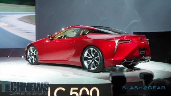Lexus LC 500 does the impossible - concept made real 2