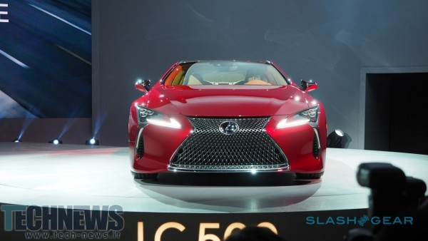Lexus LC 500 does the impossible - concept made real 3