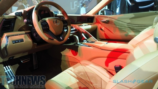 Lexus LC 500 does the impossible - concept made real 4