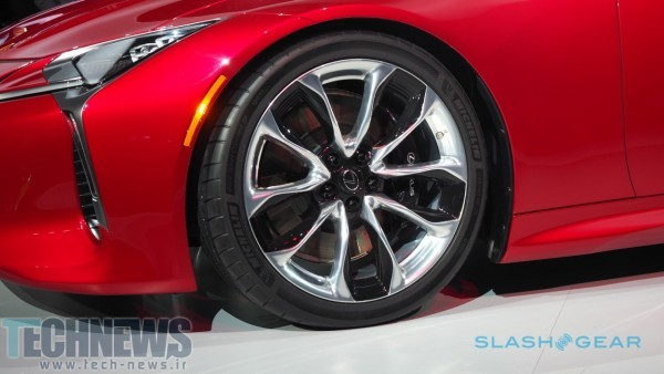 Lexus LC 500 does the impossible - concept made real 5