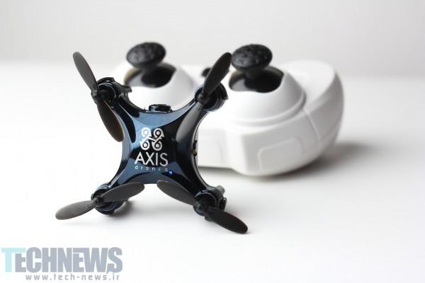 Photo of این کوچکترین پهباد مجهز به دوبین تصویربرداری در دنیا است
