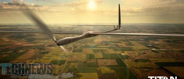 سقوط پهباد Solara 50 گوگل به خاطر نقص فنی در بالها