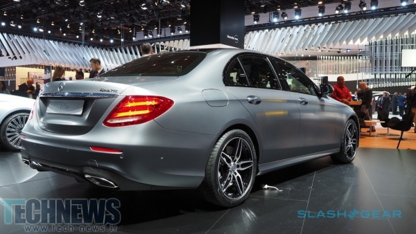 This is the 2017 Mercedes-Benz E-Class 2