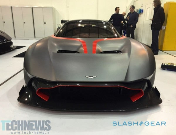 Watch $2.4 Million Aston Martin Vulcan's Fiery Wrath 3