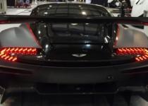 Watch $2.4 Million Aston Martin Vulcan's Fiery Wrath