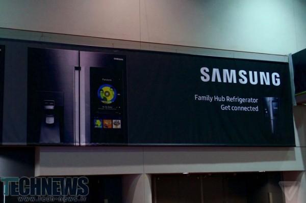 Photo of سامسونگ از نمایشگرهای لمسی بزرگ در یخچالفریزرهای هوشمند خود استفاده خواهد کرد