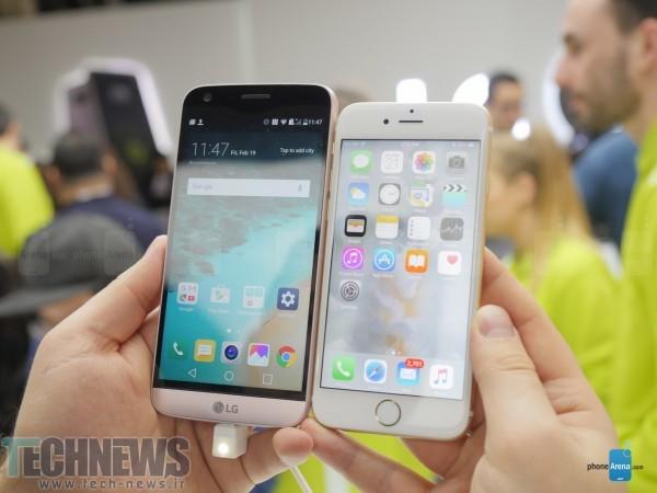 Photo of 5 دلیل برای برتری G5 الجی نسبت به آیفون 6S اپل