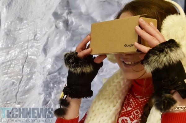 گوگل یک هدست واقعیت مجازی را در سال 2016 معرفی خواهد کرد