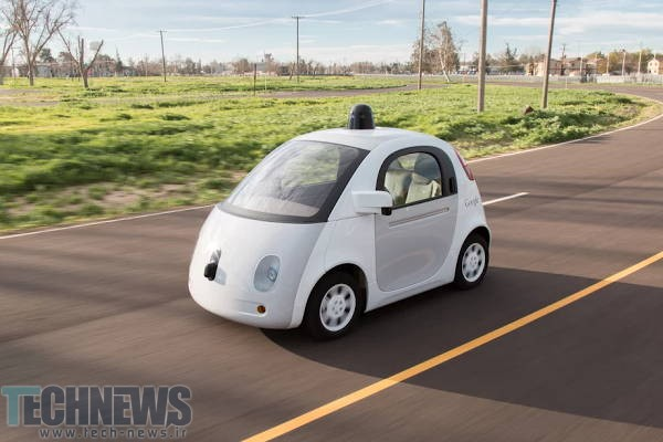 Google Wants To Wirelessly Charge Their Self-Driving Cars