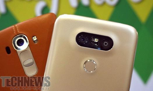 با بهترین قابلیتهای پرچمدار جدید الجی آشنا شوید؛ LG G5