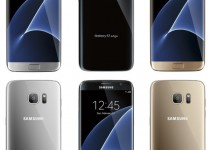 New Galaxy S7 edge render leak reveals three color options
