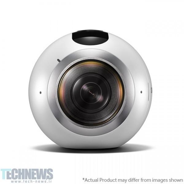 Photo of رونمایی سامسونگ از دوربین Gear 360 برای ثبت تصاویر 360 درجه!