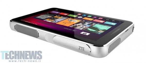 ZTE announces Spro Plus smart projector 2
