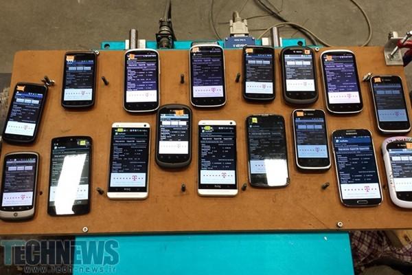 Photo of این اپلیکیشن اندرویدی گوشی شما را به یک دستگاه تشخیص زلزله تبدیل خواهد کرد