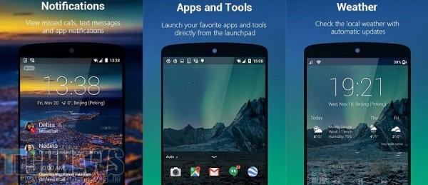 Photo of مایکروسافت اپلیکیشن قفل صفحهنمایش Next خود برای اندروید را بهروزرسانی کرد