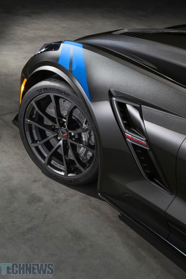 2017 Chevrolet Corvette Grand Sport makes debut, drops jaws 5