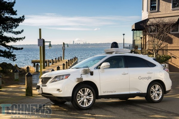GOOGLE'S SELF-DRIVING CAR FINALLY MADE A MISTAKE, GOT HIT BY A BUS