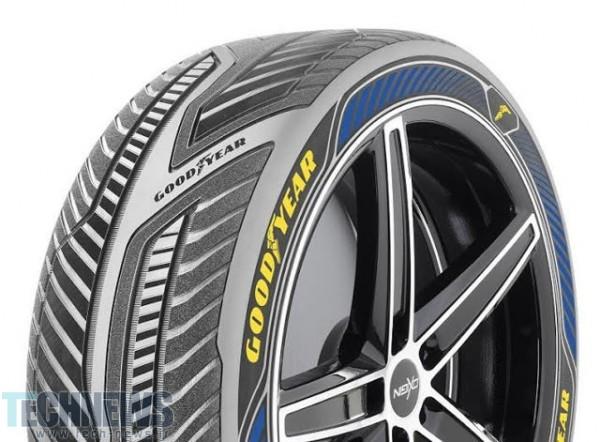 Photo of کانسپت جدید تایرهای Goodyear؛ تمرکز بر خودروهای خودران