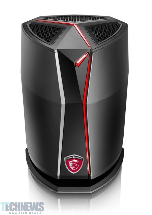 MSI Ships the Vortex Miniature Gaming PC2