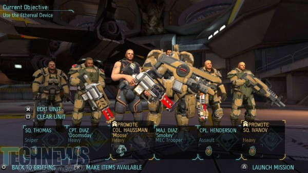 عنوان محبوب XCOM برای پلیاستیشن ویتا نیز عرضه شد